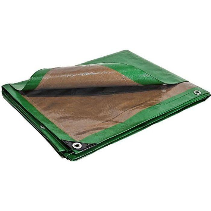 X 20 Ft 3 x Bâche Bâche étanche Draps Housse Blanc 15 FT environ 6.10 m 4.5 m x 6.0 M-par environ 4.57 m