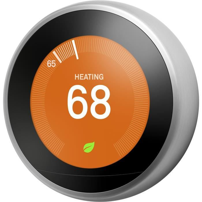GOOGLE Thermostat connecté Nest 3ème génération