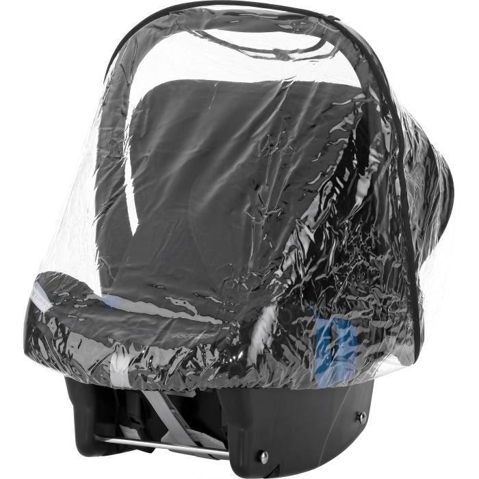 BRITAX ROMER Protection pluie Baby-safe plus II Transparente - L43 x P30 x H90 cm
