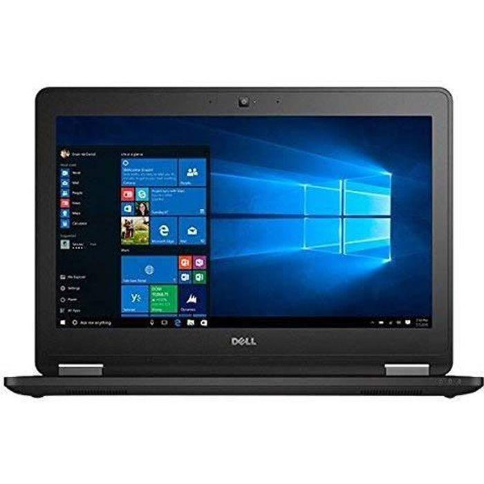 Ordinateur Portable UltraBook DELL Latitude E7270, i5 6th, RAM 8 Go, 128 Go SSD ()