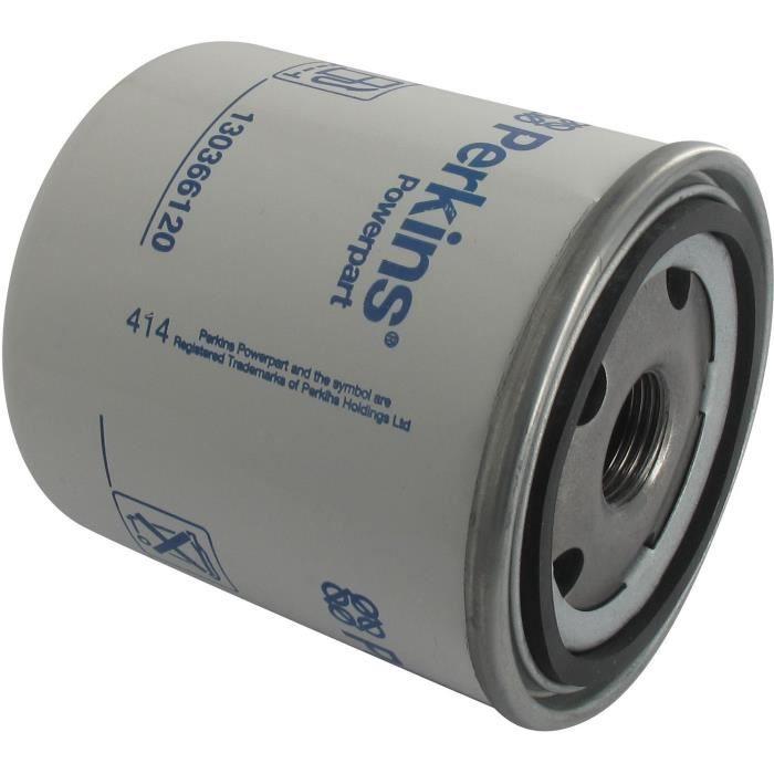 Filtre diesel adaptable pour GOLDONI: modèles IDEA20, IDEA26, IDEA30 à moteurs PERKINS - PERKINS: modèles 102/4, 103/6, 103/9, 103/1