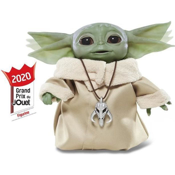 Figurine Star Wars The Child Animatronique Alias Baby Yoda 19 cm