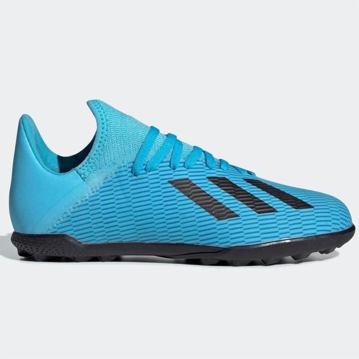 Adidas X 19.3 Chaussures De Football Astro Turf Enfants