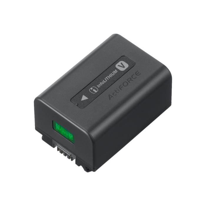 Sony NP-FV50A Batterie de caméscope 1 x Li-Ion 6.9 Wh pour Handycam HDR-CX370V
