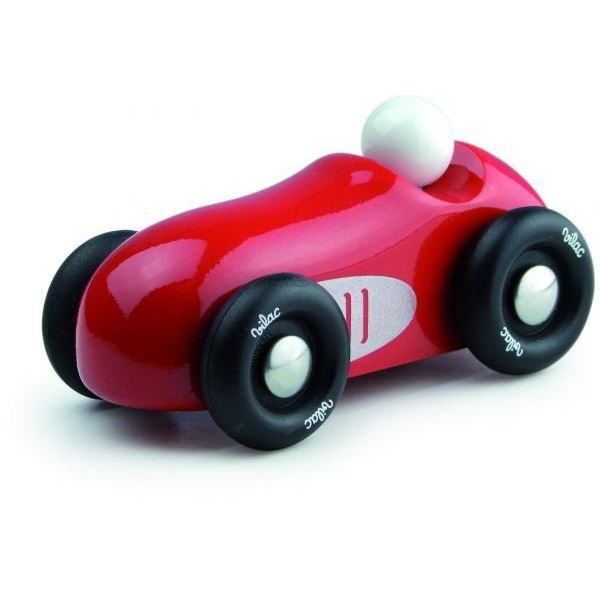 Vilac - 2241R - Mini Old Sport rouge