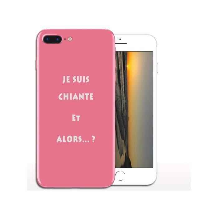 coque drole iphone 8 plus