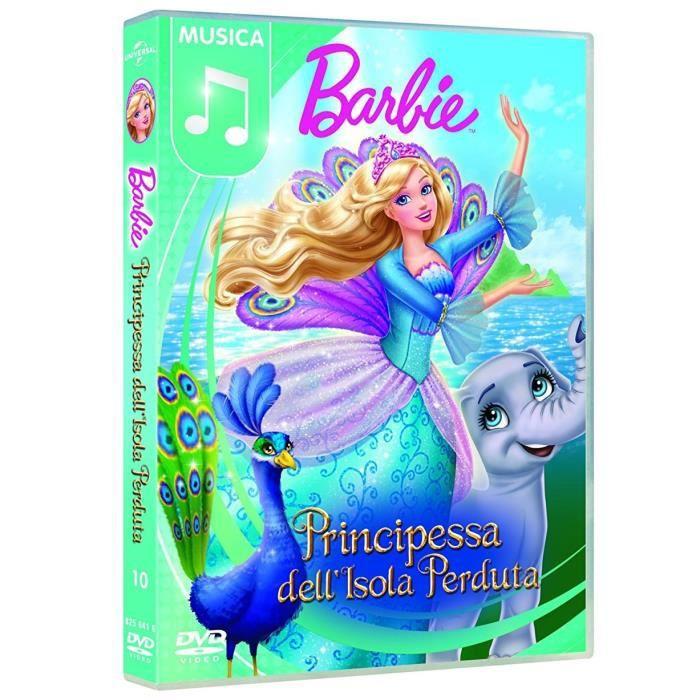 DVD FILM DVD - Barbie - Principessa dell'isola perduta [Imp