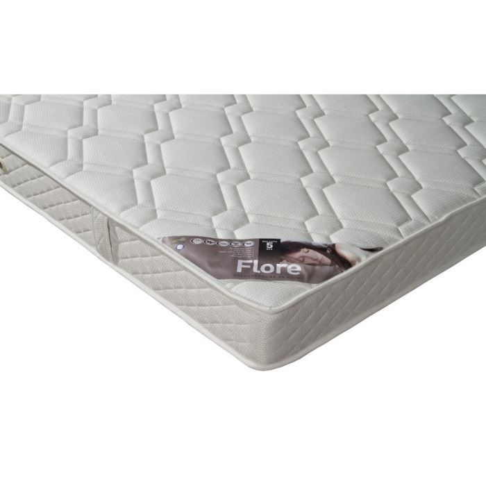 matelas 140x200 mousse hd 19cm ht achat vente matelas cdiscount. Black Bedroom Furniture Sets. Home Design Ideas