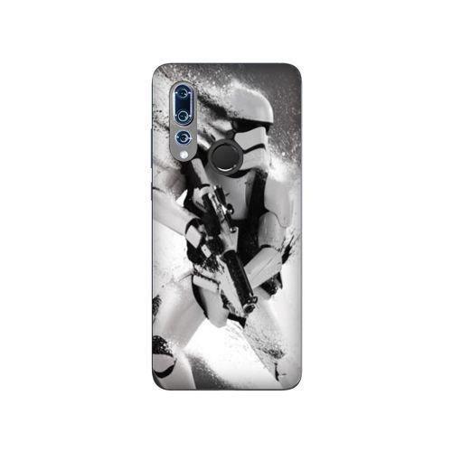 Coque Wiko View 3 Star Wars - Trooper taille uniqu