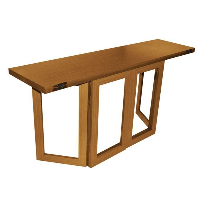 Table console hetre - La table console ...