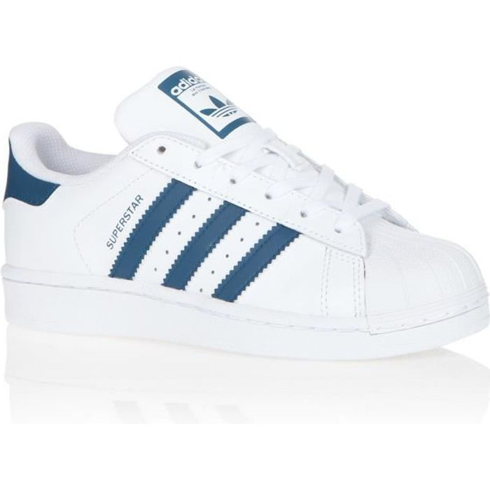 CHAUSSURES MULTISPORT ADIDAS Baskets Superstar - Junior - Blanc
