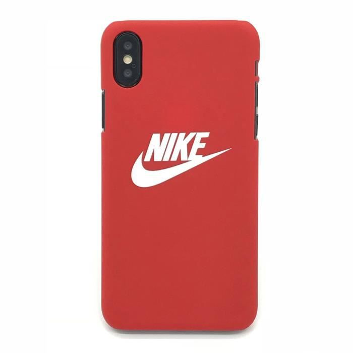 coque iphone xs max rough logo nike coque compatib