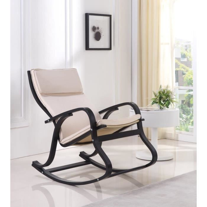 Chaise a bascule pas cher - Chaise rocking chair pas cher ...