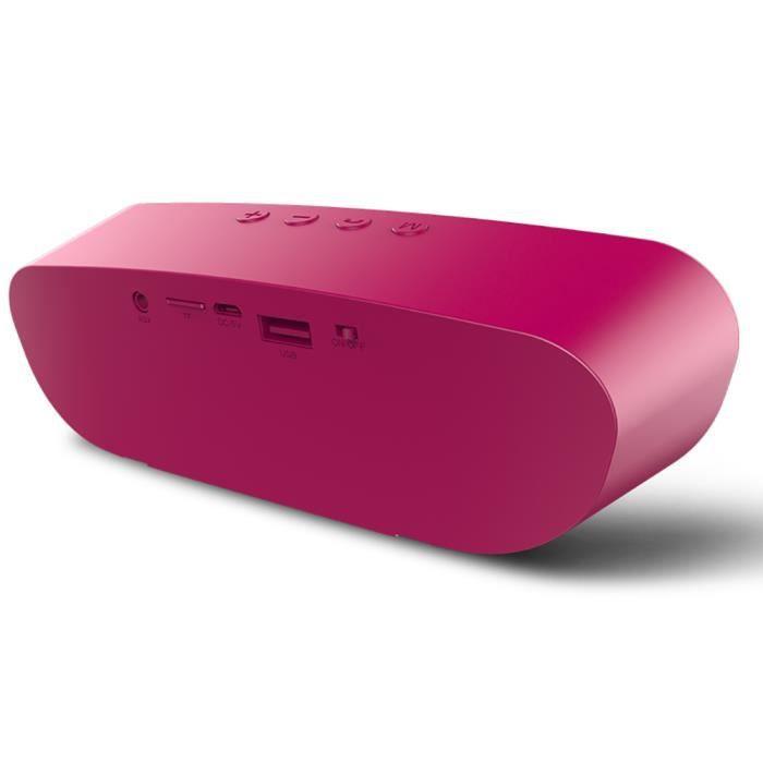ENCEINTE NOMADE ZEALOT Portable Bluetooth 4.0 Haut-parleur Stéréo