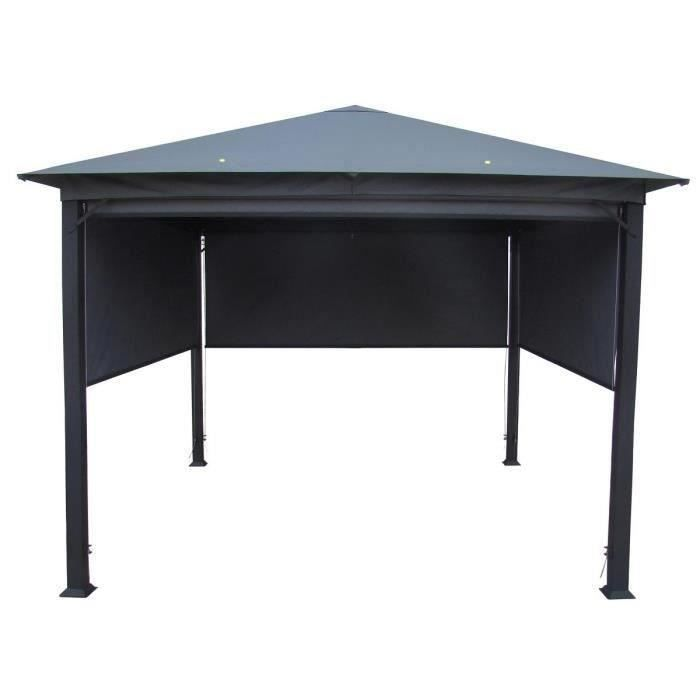 kiosque de jardin en bois pas cher kiosque de jardin m. Black Bedroom Furniture Sets. Home Design Ideas