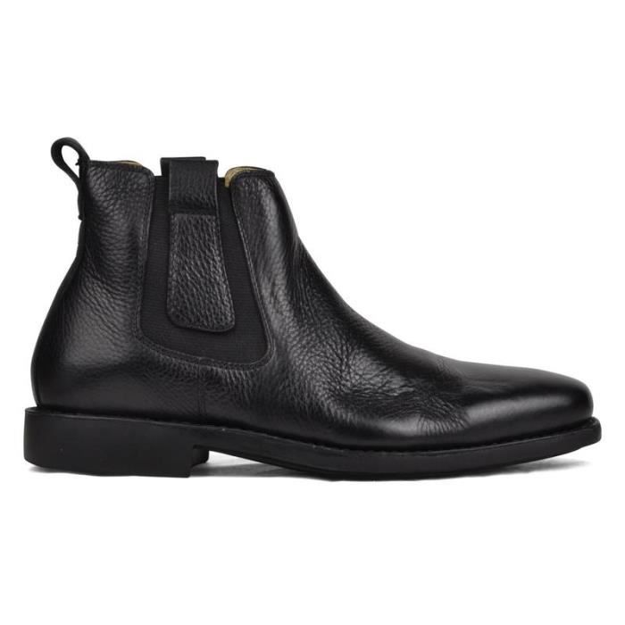 Bottines homme ANATOMIC cuir