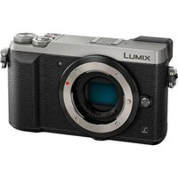 Appareil photo hybride PANASONIC DMC-GX80 silver nu
