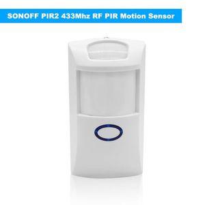 PIÈCE POUR FAIT-MAISON  Sonoff PIR2 Capteur infrarouge humain 433 Capteur