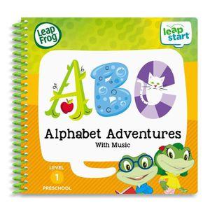 STICKERS LeapFrog - Livre d'activité pour Enfants LeapStart