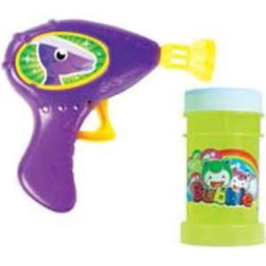 BULLES DE SAVON Pistolet bulles de savon