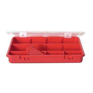BOITE A COMPARTIMENT Mallette de rangement 12 casiers modulables Cargo