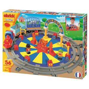 ASSEMBLAGE CONSTRUCTION ECOIFFIER ABRICK Train du cirque