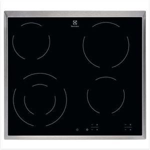 PLAQUE VITROCÉRAMIQUE  ELECTROLUX EHF6241XOK SÉRIE 300 Table de cuisson v