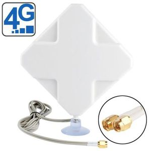 AMPLIFICATEUR DE SIGNAL Antenne 4G - 35dBi (connecteur SMA mâle)