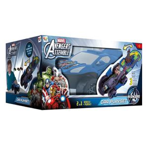 VOITURE - CAMION Avengers Car Playset.