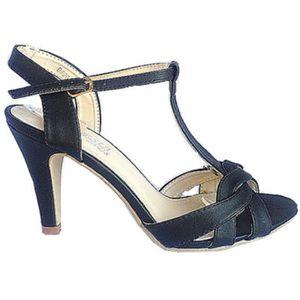 SANDALE - NU-PIEDS Fashionfolie888 - Femmes Sandales Talon aiguille B