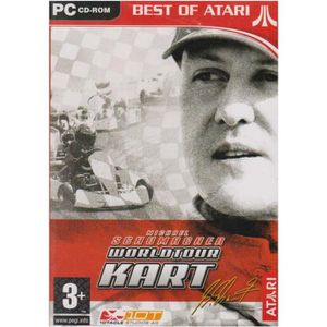 JEU PC Best of Atari: Michael Schumacher World Tour Kart
