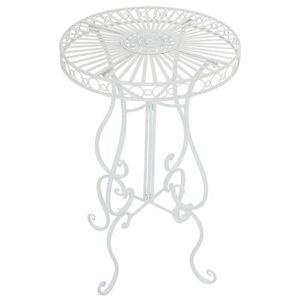 Table ronde de jardin en fer