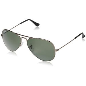 Ray-ban Aviator Sunglasses (natural Green) (rb3025 004 58 14) IFY7A ... 73218a2c20b7