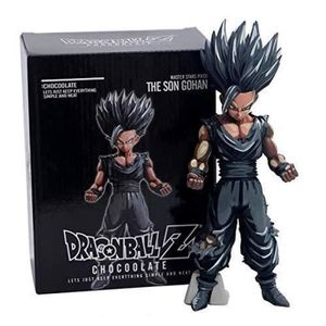 Figurine Dragon Ball Z Super Saiyan Goku Fils Gohan Maître Étoiles 12 CM Figure