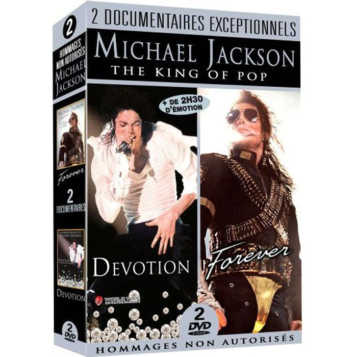 dvd coffret michael jackson forever devotion en dvd film pas cher cdiscount. Black Bedroom Furniture Sets. Home Design Ideas
