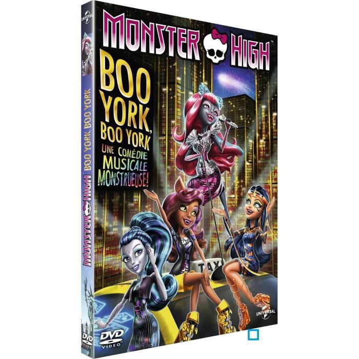 dvd r monster high