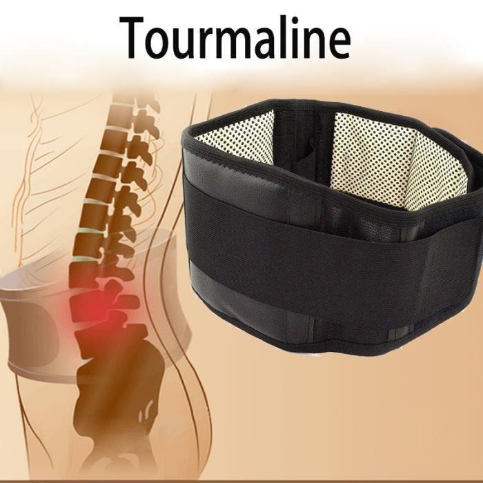 Ceinture dorsale ajustable - réglable ceinture de soutien lombaire pour les douleurs de dos Prix de l'offre Prix de l'offre.