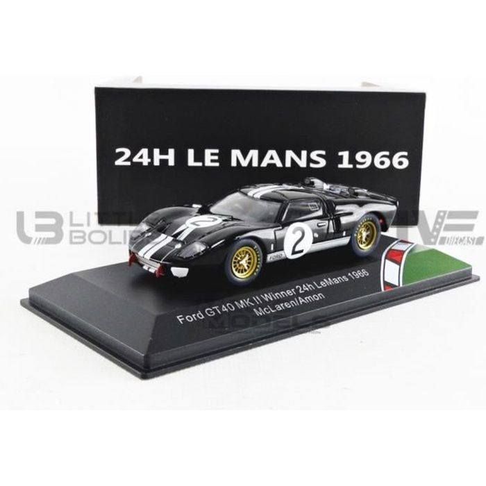 CMR 1/43 - FORD GT 40 MK II - WINNER LE MANS 1966 - CMR43054