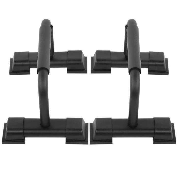 ESTINK Équipement de fitness Ménage Push-Up Stands Bars Parallettes Set Workout Exercise Fitness Equipment