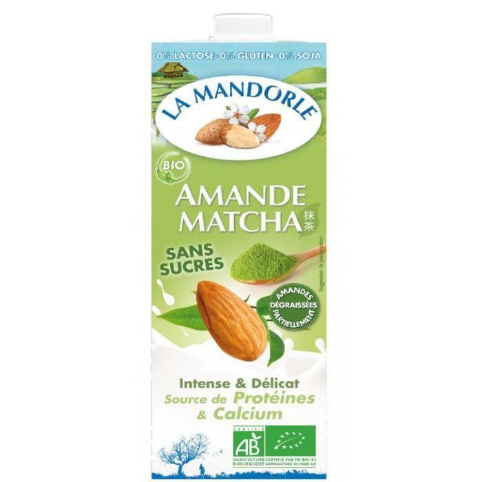 La Mandorle - Lait d'amande coco 1l