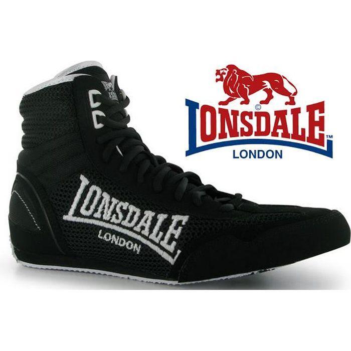 Chaussures de Boxe Lonsdale Homme