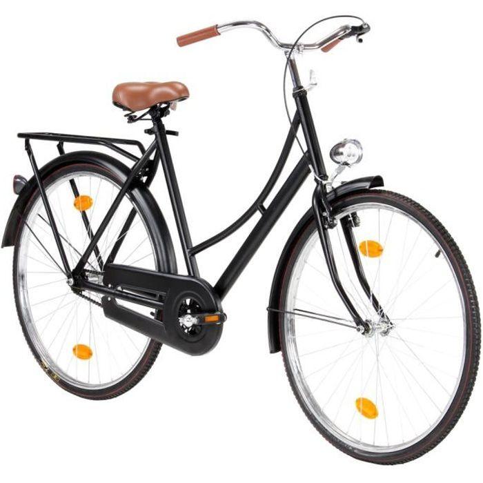 Déco Vélo hollandais pour femmes - Vélo De Ville 28- - 4431