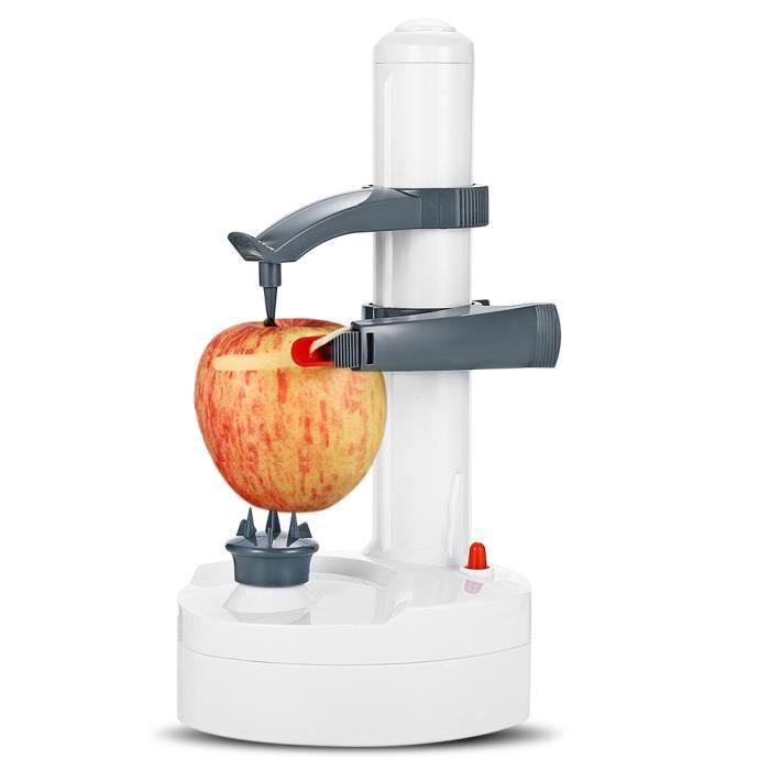 Électrique Rotatif Légumes Pomme de Terre Fruit pour Apple Peau Éplucheur
