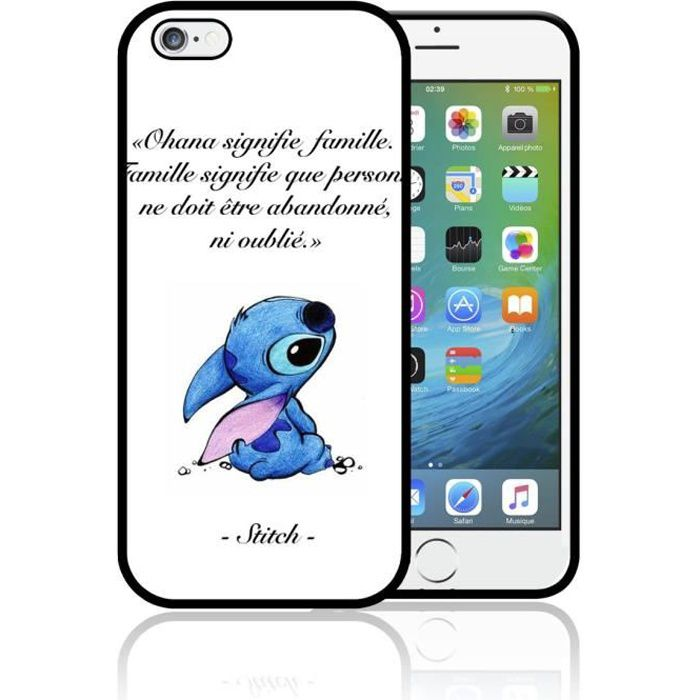 coque iphone 6 6s stitch disney swag vintage