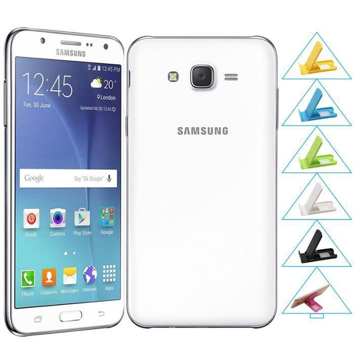 SMARTPHONE Blanc Samsung Galaxy J2 J200 8GB occasion débloqué