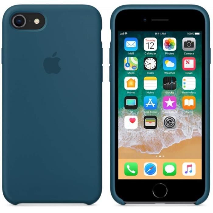 apple coque en silicone iphone 7 8 4 7 cosmo