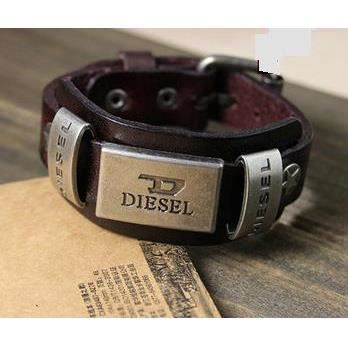 bracelet diesel homme marron achat vente bracelet gourmette bracelet diesel homme. Black Bedroom Furniture Sets. Home Design Ideas