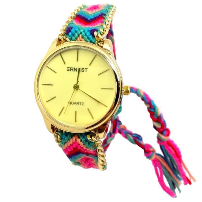 montre bracelet bresilien femme