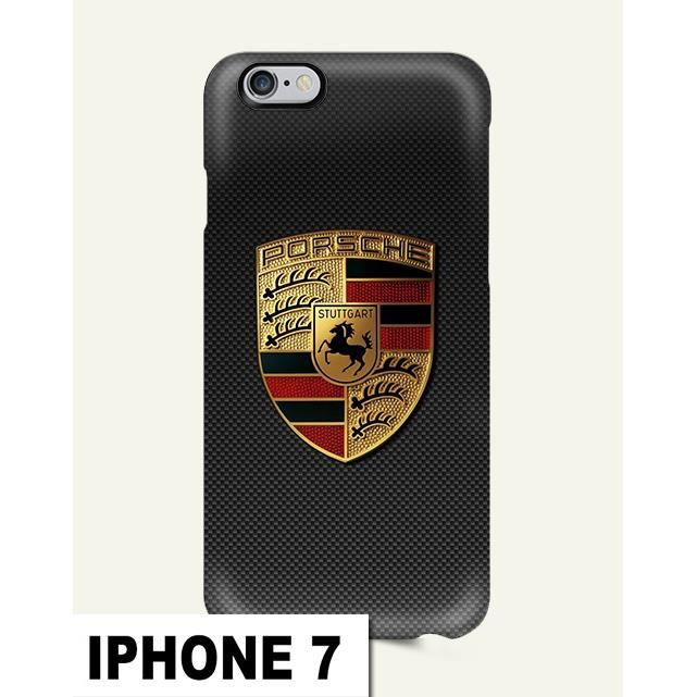 coque iphone 7 porsche