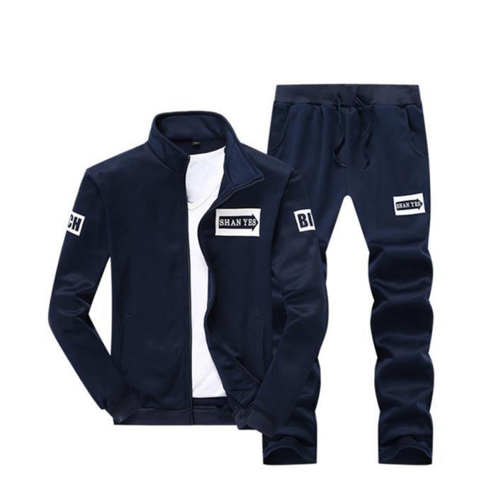 Veste et pantalon) de survêtement Homme Marque